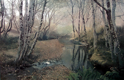 Alder Creek, 2000; by Stephen McMillan
