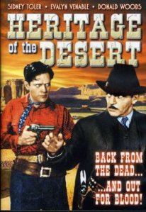 Heritage of the Desert 1939 edition