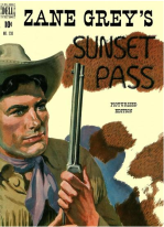 Sunset Pass - Four Color