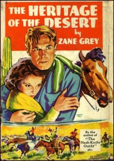 With Randolph Scott and Sally Blane