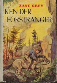 The Young Forester, German cover