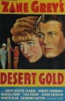 1936 Desert Gold - Movie Poster
