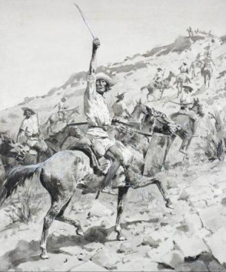 Desert Gold - Uprising_of_Yaqui_Indians_Remington_1896