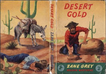 Desert Gold, 1956