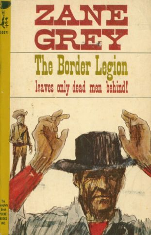 The Border Legion: leaves only dead men behind