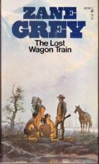 The Lost Wagon Train; New York, Pocket Books Inc, 1964